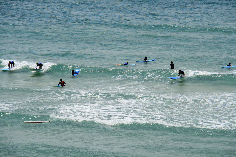 Byron Bay surffarit