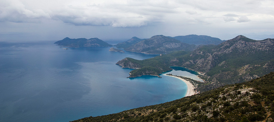 Turkki Lycian Way